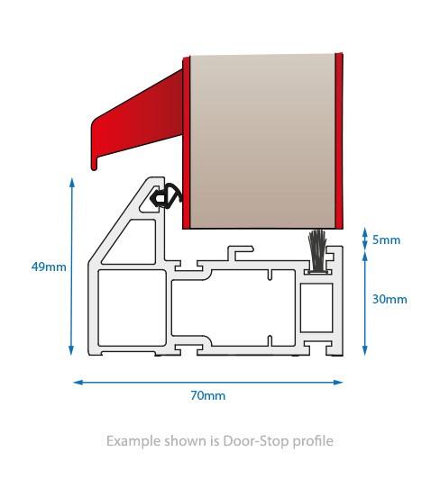 Full PVC Threshold  sc 1 st  Door-Stop International & Door Configurator pezcame.com