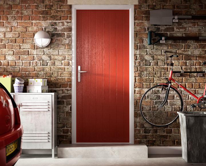 Superb Fire Door Garage Door